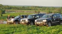 4 dienās 7 ekipāžas veica aptuveni 1300 km garu braucienu uz Kaļiņingradas apgabalu.
