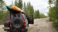 Testējām ekspedīciju automobīļus Kolas pussalā!