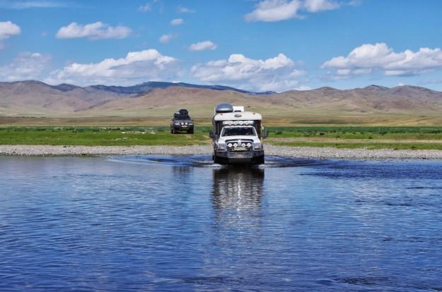 Gobi tuksnesis, tehniskās likstas, Tuvkhun Khiid klosteris, Mongolija meži.