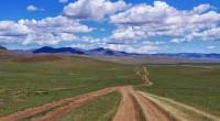 Mongolijas zirgi, trīs dienas Ulanbatorā, Ķīnas robeža.