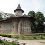 Voronec klosteris Romania